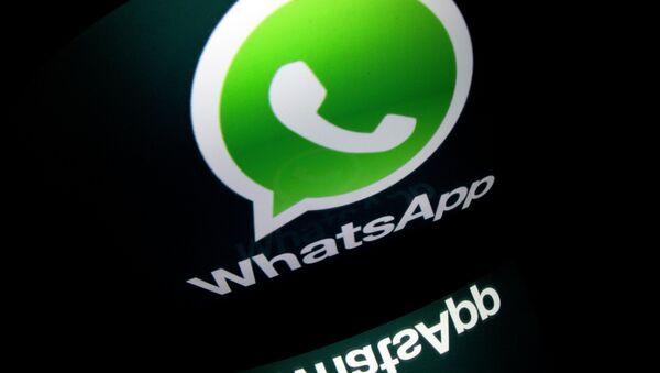 Logo de WhatsApp - Sputnik Mundo