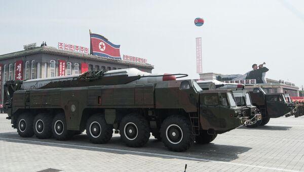 КНДР отмечает 60-ю годовщину окончания Корейской войны - Sputnik Mundo