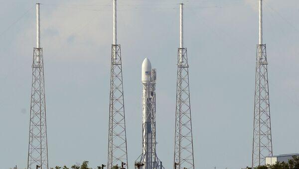 Cohete Falcon 9 - Sputnik Mundo