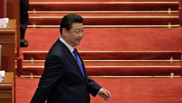 Xi Jinping, presidente de la República Popular China - Sputnik Mundo