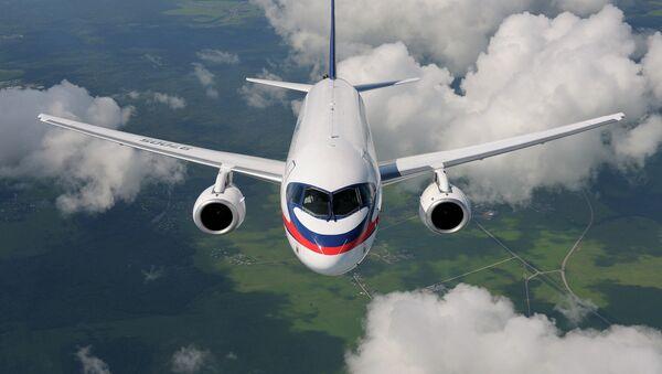 Sukhoi Superjet-100 (SSJ-100) - Sputnik Mundo