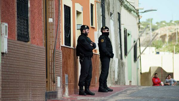 Guardia Civil española - Sputnik Mundo