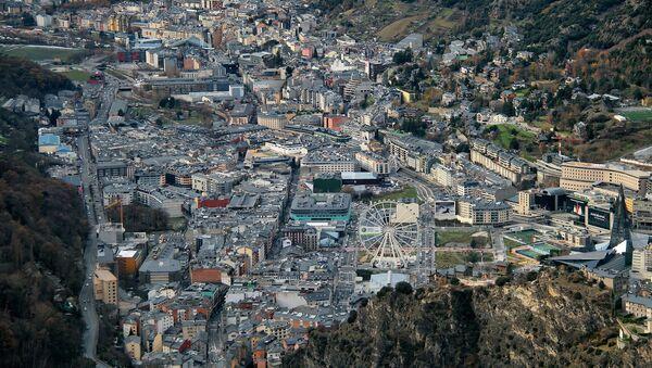 Andorra la Vieja - Sputnik Mundo