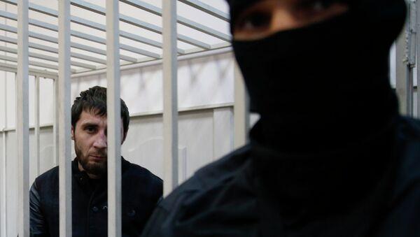 Zaúr Dadáev, uno de los detenidos por asesinato de Nemtsov - Sputnik Mundo