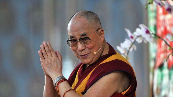Dalái Lama XIV, Tenzin Gyatso - Sputnik Mundo