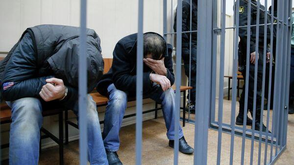 Los detenidos por la presunta implicación en el asesinato del opositor ruso Borís Nemtsov - Sputnik Mundo