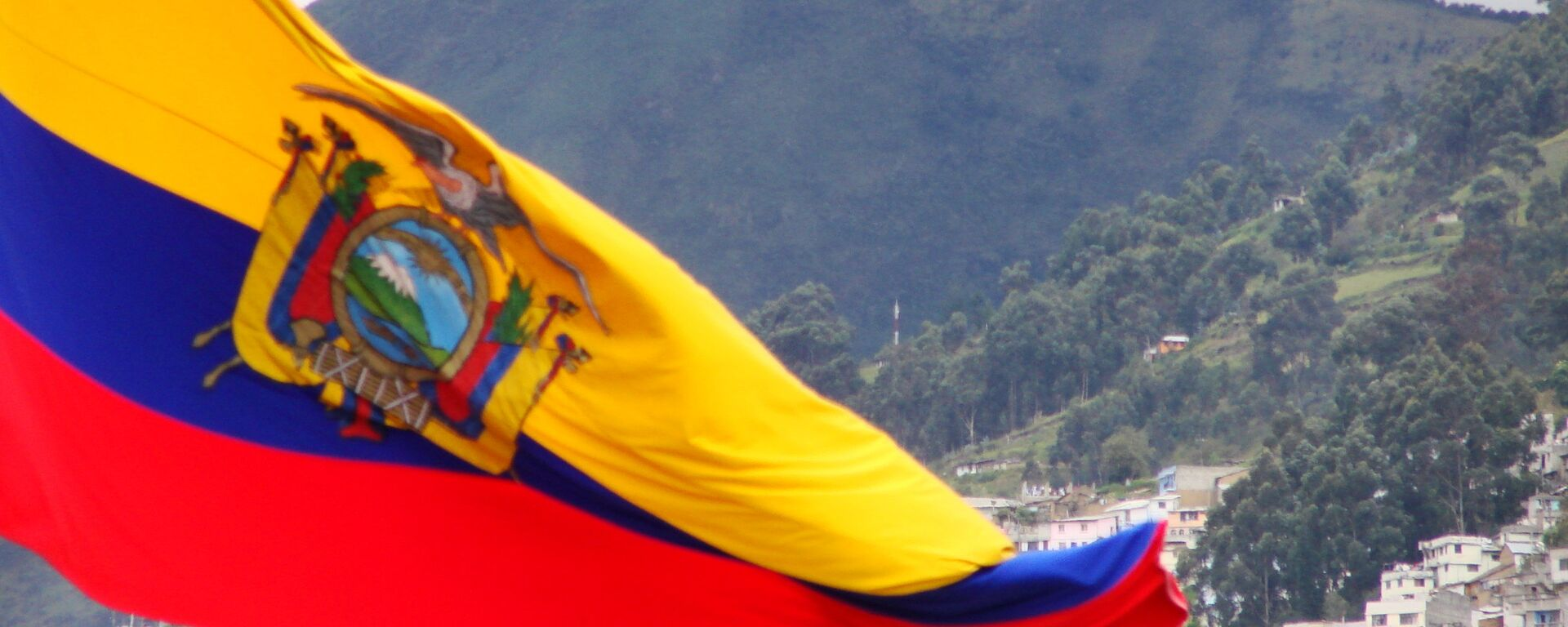 Bandera de Ecuador - Sputnik Mundo, 1920, 17.06.2021
