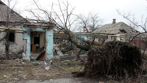 Situación en el este de Ucrania - Sputnik Mundo