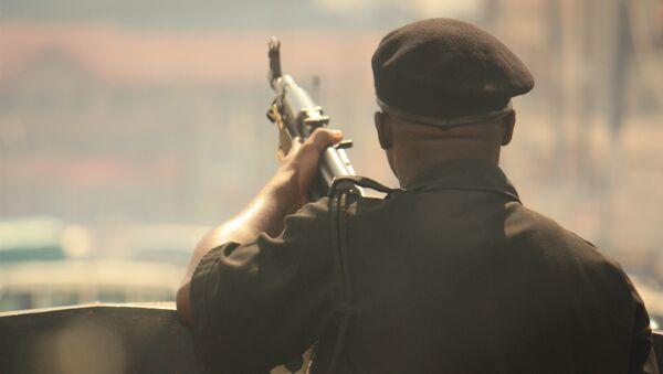 Soldado del ejército de Nigeria - Sputnik Mundo