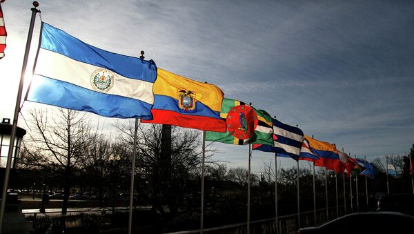 Edificio de la Organización de Estados Americanos - Sputnik Mundo