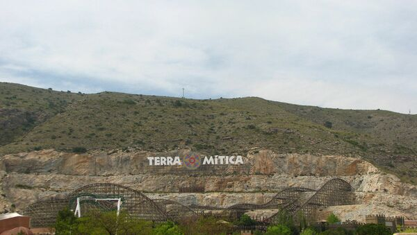 Parque de atracciones Terra Mítica - Sputnik Mundo