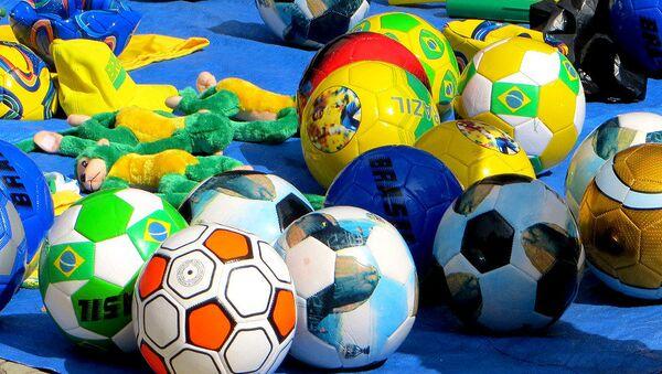 Copa Mundial de Fútbol 2014 - Sputnik Mundo