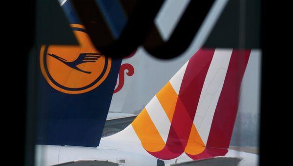 Lufthansa considera que la caída del A320 fue provocada por un accidente - Sputnik Mundo