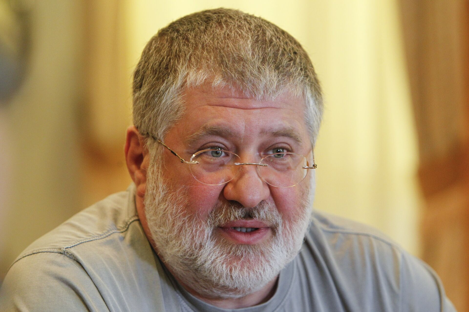 Ihor Kolomoiski, empresario ucraniano - Sputnik Mundo, 1920, 11.02.2021