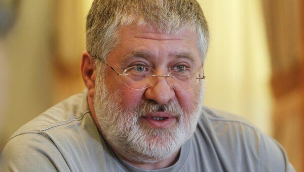 Ígor Kolomoiski, empresario ucraniano - Sputnik Mundo