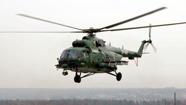 Mi-171Sh - Sputnik Mundo