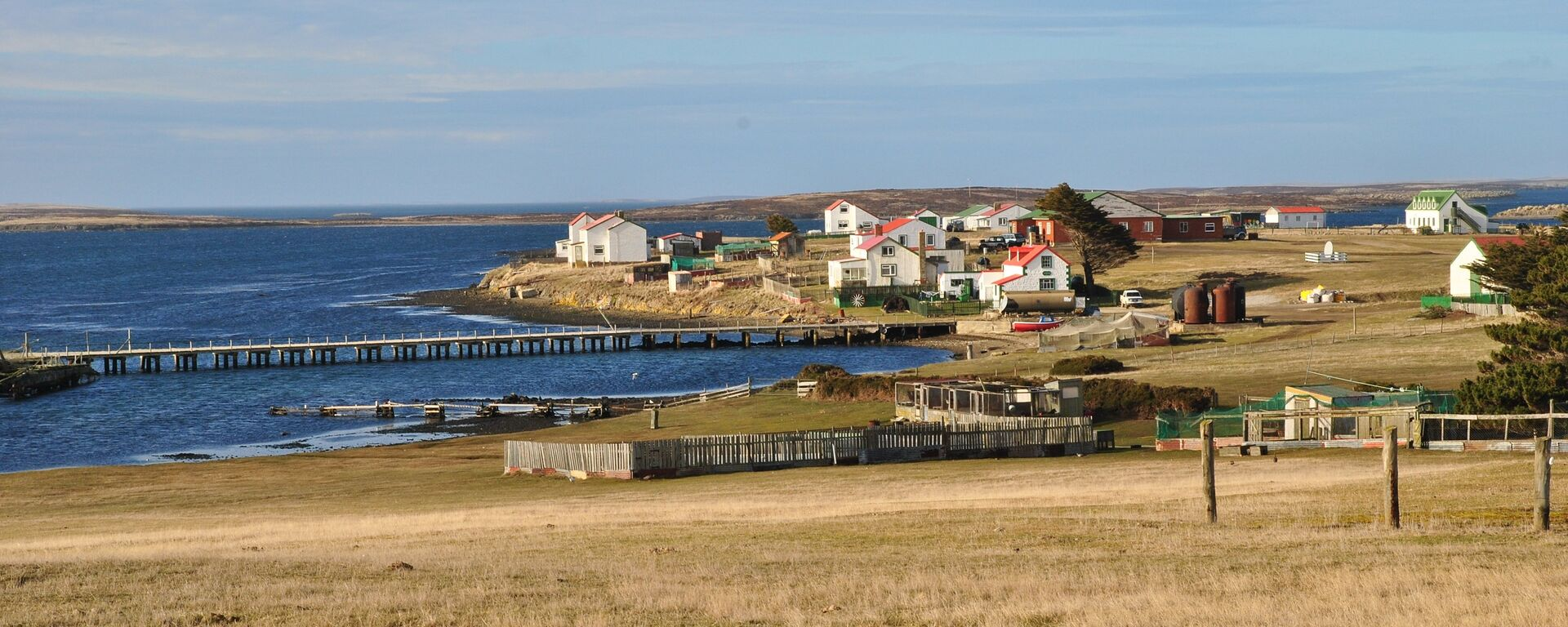 Goose Green, Falkland Islands - Sputnik Mundo, 1920, 16.03.2021