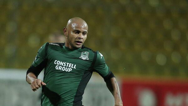 Ari, futbolista brasileño que juega como delantero y actualmente milita en el FC Krasnodar de la Liga Premier de Rusia - Sputnik Mundo