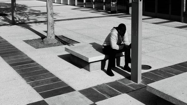 Un chico negro (imagen referencial) - Sputnik Mundo