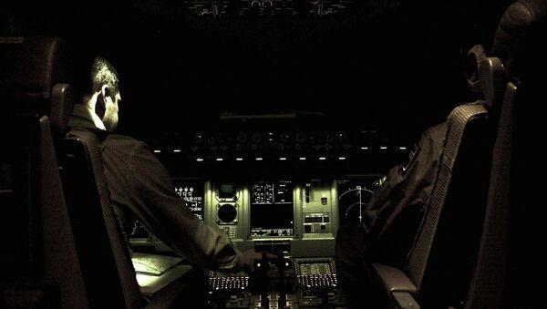 Flying in a SSJ100 - Sputnik Mundo