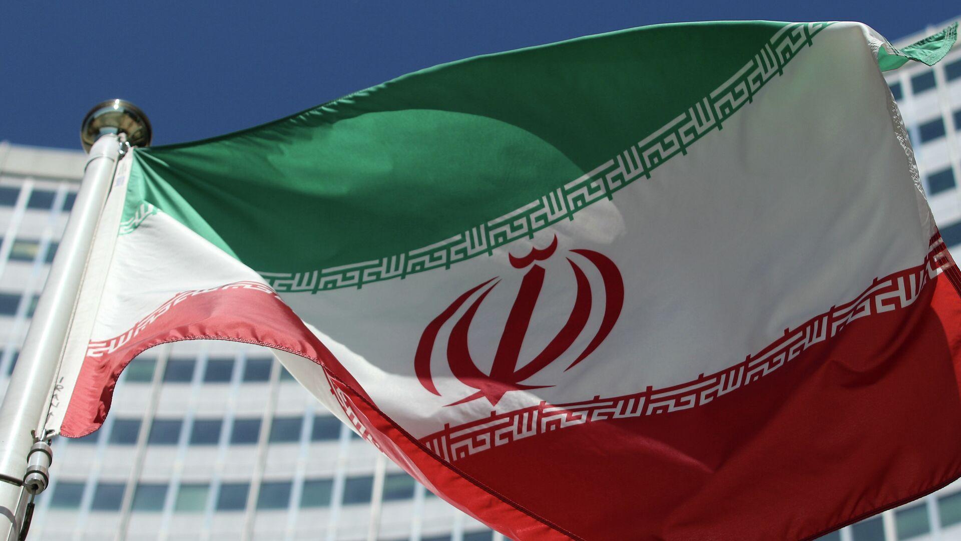 Bandera de Irán - Sputnik Mundo, 1920, 12.08.2021