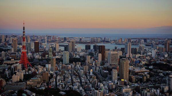Tokio, la capital de Japón - Sputnik Mundo