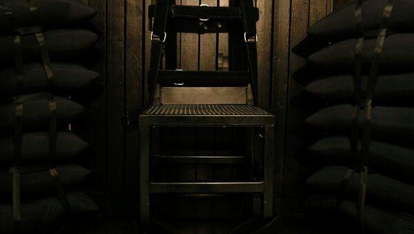 Cámara de ejecución - Sputnik Mundo