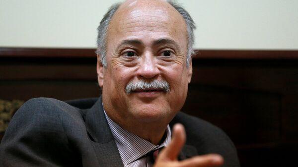 Rubén Beltrán, embajador de México en Rusia (archivo) - Sputnik Mundo