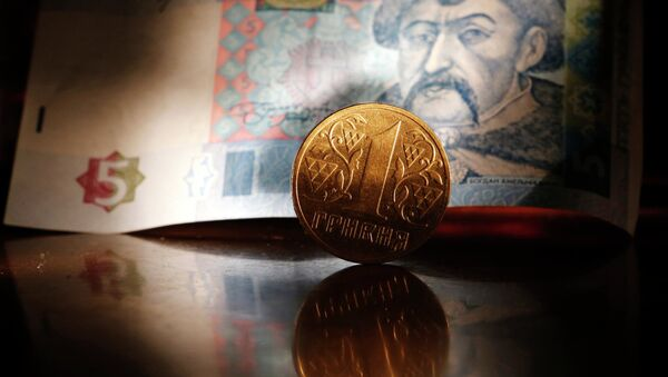 Grivnas ucranianas - Sputnik Mundo