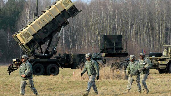 Sistema antimisiles Patriot en Polonia - Sputnik Mundo