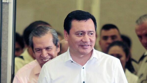 Ángel Osorio Chong, secretario de Gobernación Interior de México - Sputnik Mundo