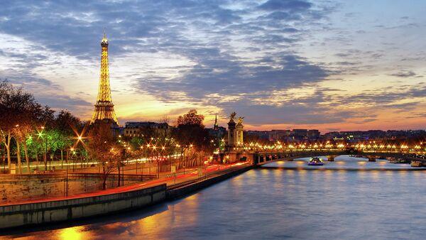 París - Sputnik Mundo