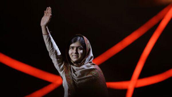 Malala Yousafzai - Sputnik Mundo