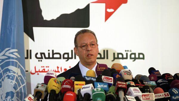 Jamal Benomar, enviado especial de la ONU en Yemen - Sputnik Mundo