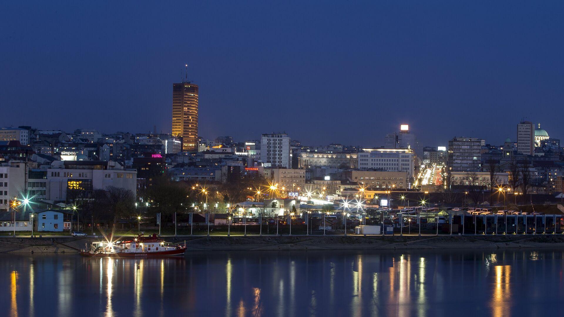 Belgrado, la capital de Serbia - Sputnik Mundo, 1920, 10.10.2021