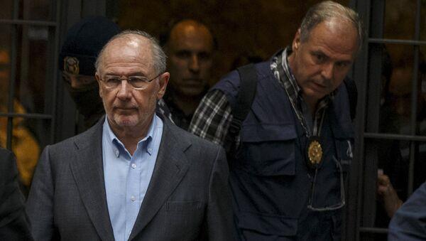 Rodrigo Rato, exdirector del Fondo Monetario Internacional - Sputnik Mundo