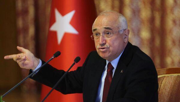 Cemil Çiçek, presidente del Parlamento de Turquía - Sputnik Mundo