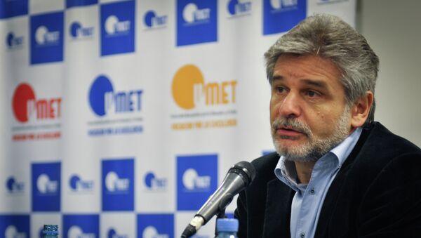 Daniel Filmus, secretario de Estado en asuntos relativos a las islas Malvinas - Sputnik Mundo