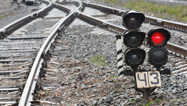 El primer puente ferroviario entre China y Rusia estará finalizado en 2016 - Sputnik Mundo