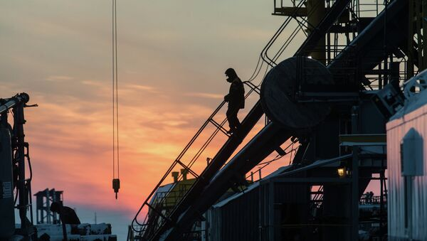 Campo de petróleo y gas en la región de Krasnoyarsk - Sputnik Mundo