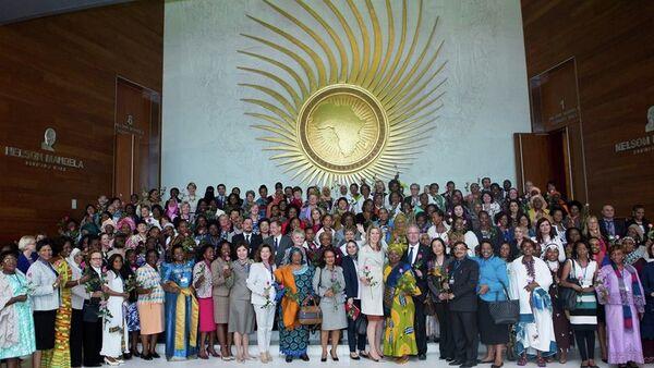 Foro Global de Mujeres en los Parlamentos - Sputnik Mundo