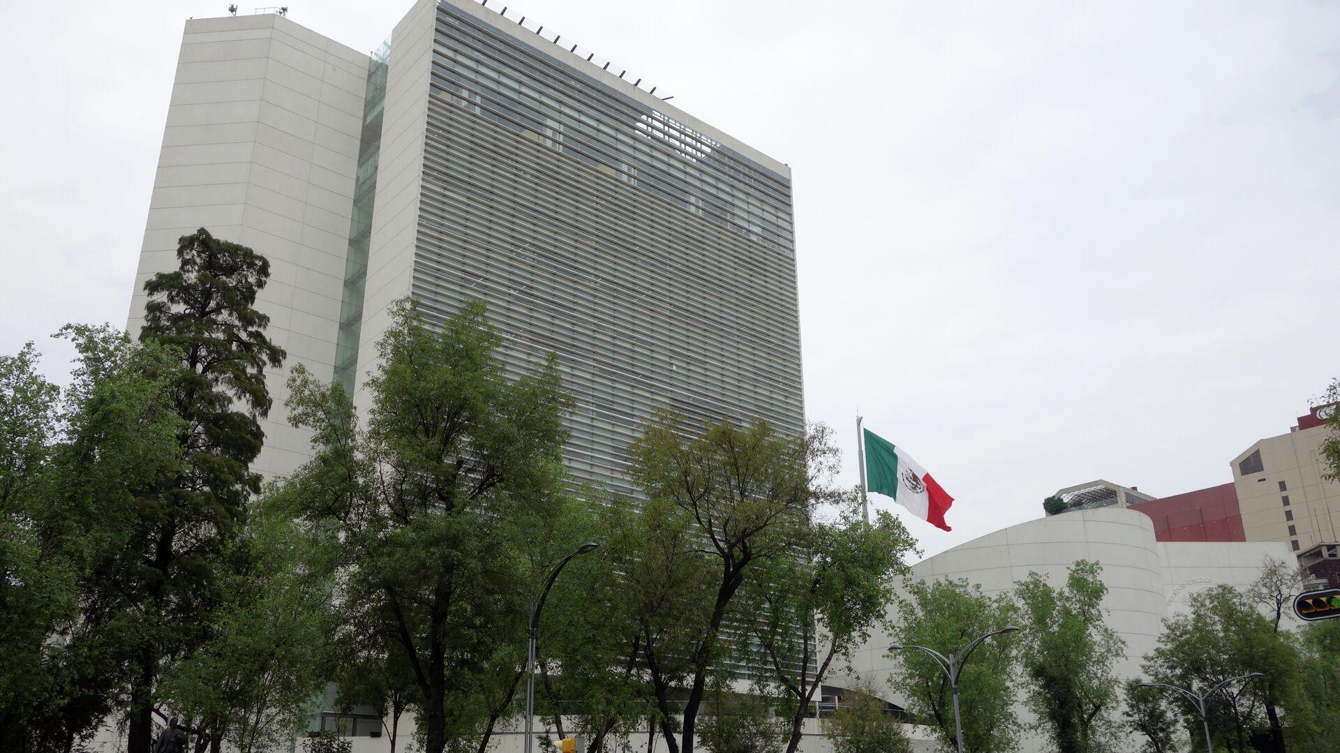 Senado de México - Sputnik Mundo, 1920, 17.02.2021