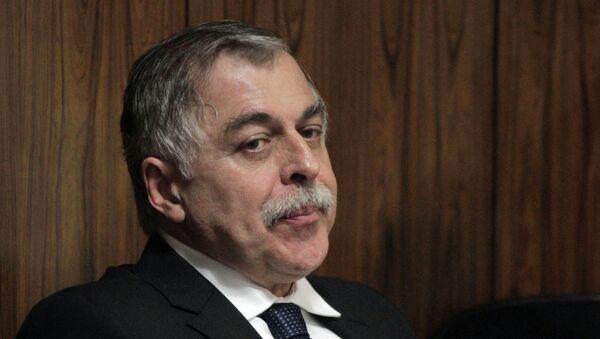 Paulo Roberto Costa, exdirector de Abastecimiento de Petrobras - Sputnik Mundo