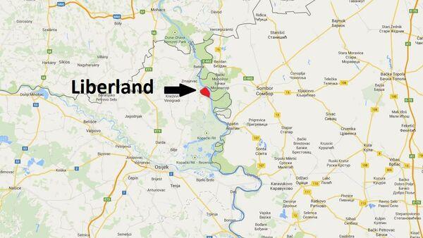 Liberland - Sputnik Mundo