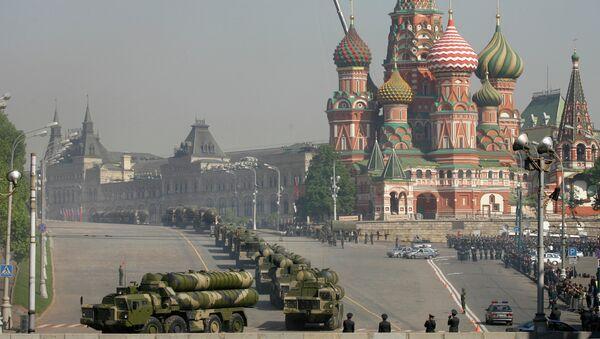 S-300 air defense missiles - Sputnik Mundo