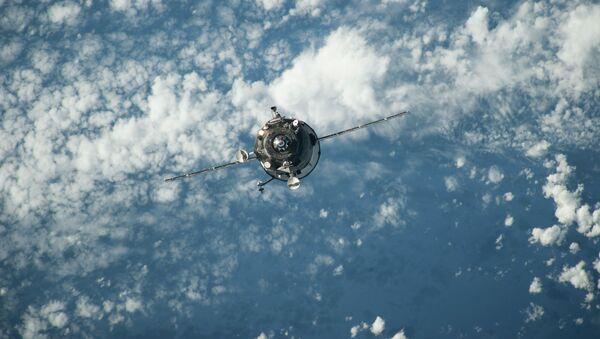 Nave Progress-М (imagen referencial) - Sputnik Mundo