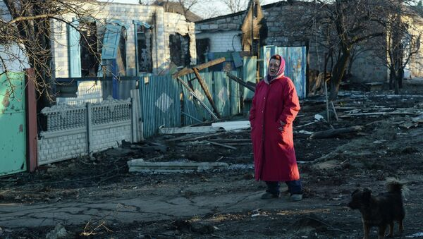 Situación en Debáltsevo, Ucrania - Sputnik Mundo