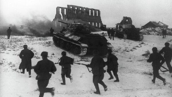 La batalla de Stalingrado, 1943 - Sputnik Mundo