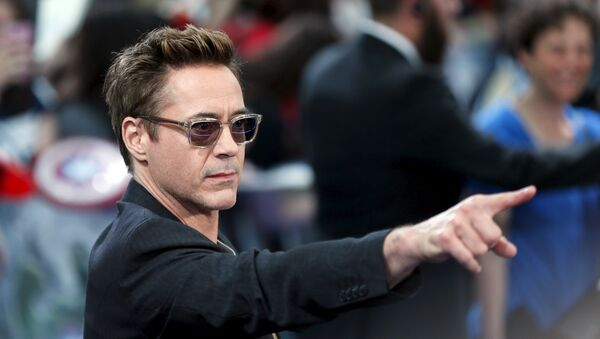Robert Downey Jr., actor - Sputnik Mundo