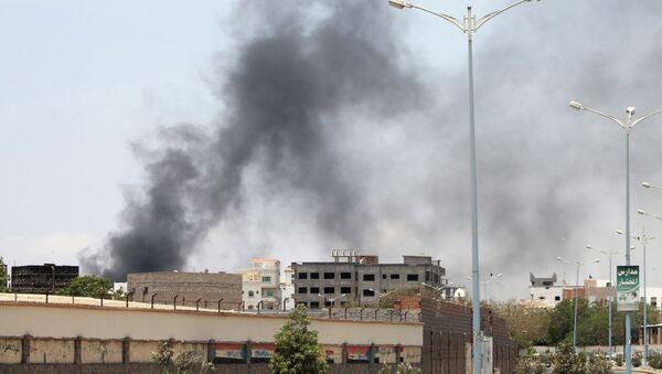 Situación en Adén, Yemen (archivo) - Sputnik Mundo